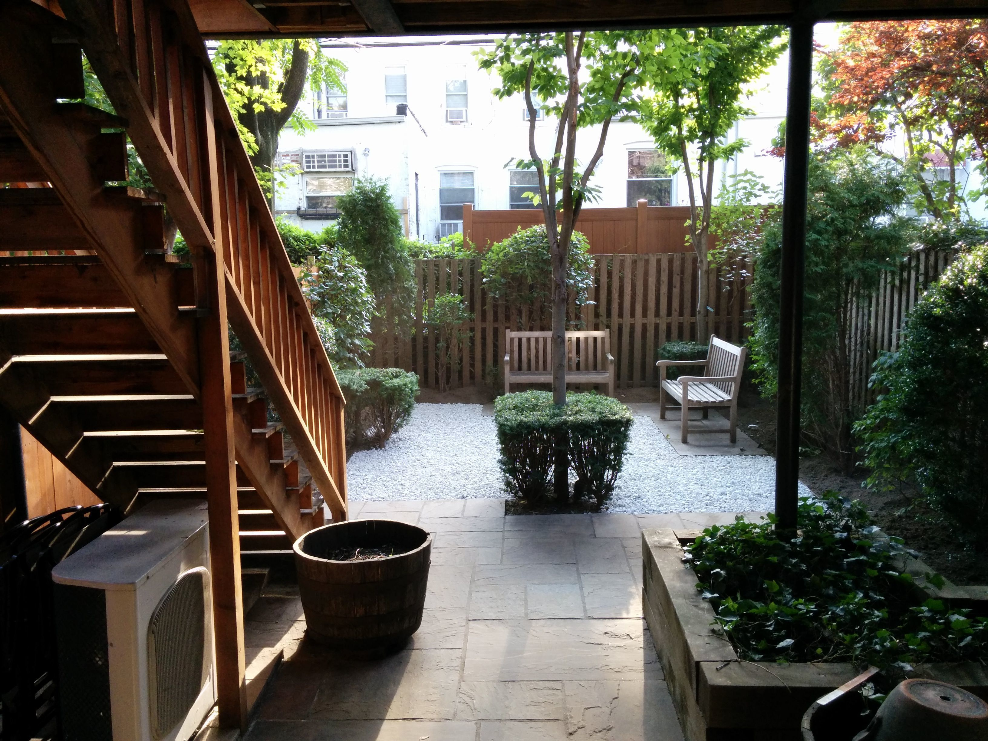 Beautiful Brownstone Garden Apt Park Slope And Prospect Park