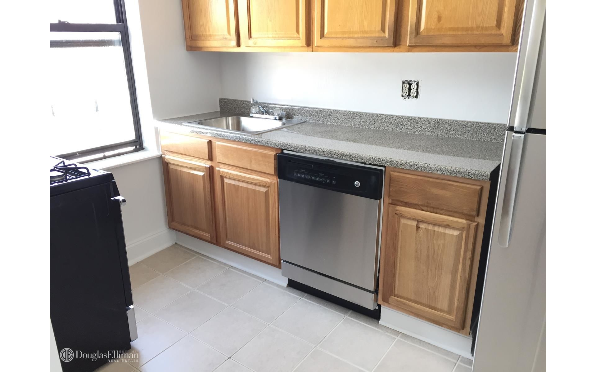 Kitchen cabinets 65th street brooklyn -  3726 65th St Apt 2c Photo 4 Elliman 2601648