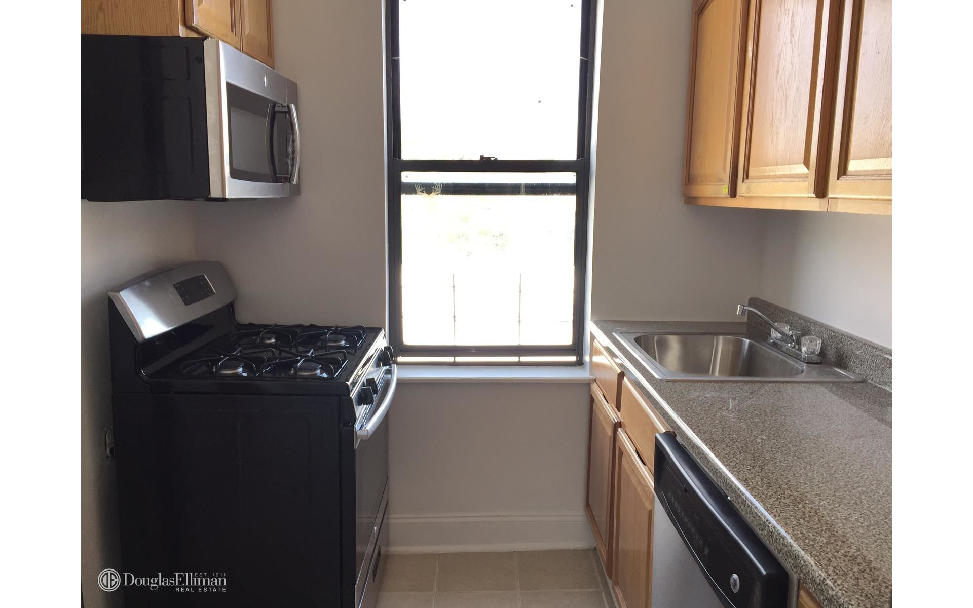 Kitchen cabinets 65th street brooklyn -  3726 65th St Apt 2c Photo 5 Elliman 2601648