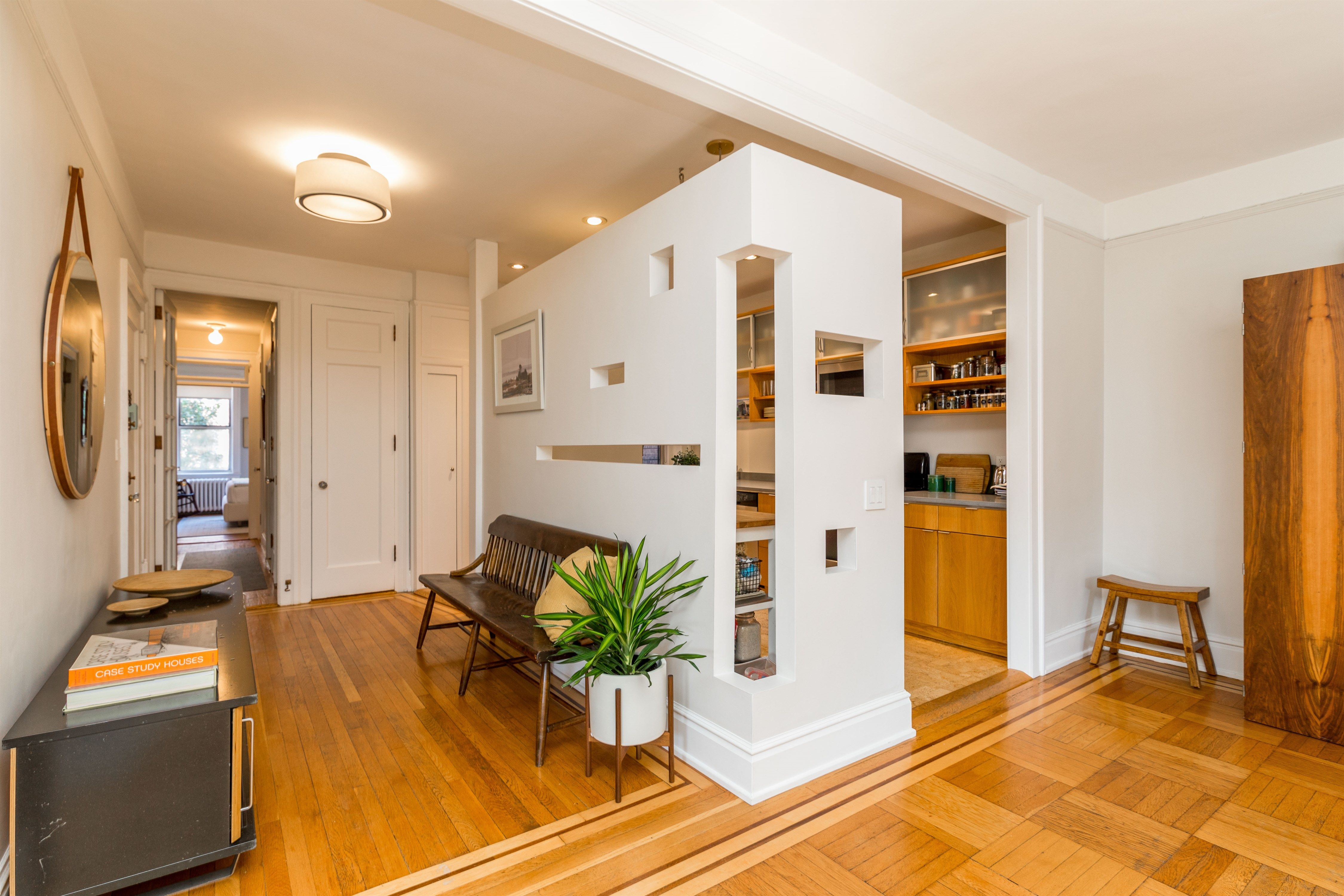 2 Bedroom With Working Fireplace In Historical Section Of Jackson Heights Photo 13 - BROWNSTONER-LISTING-3055555